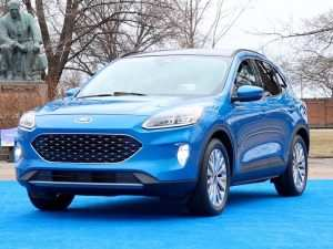 99 Best 2020 Ford Escape Jalopnik Concept and Review