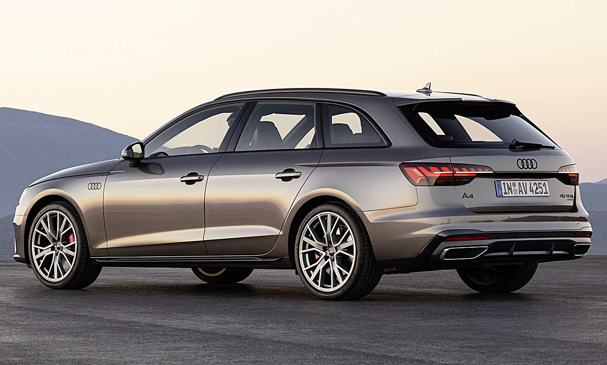 99 Best Audi A4 Kombi 2020 Performance And New Engine