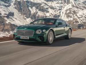 99 New 2019 Bentley Continental Gt V8 Price and Release date