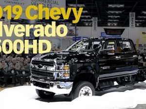 99 New 2019 Gmc 4500Hd Exterior and Interior