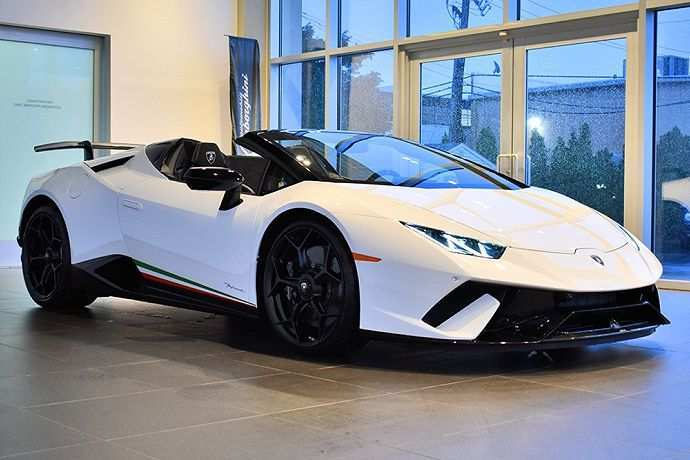 99 New 2019 Lamborghini Huracan Performante Prices