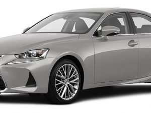 99 New 2019 Lexus Is300 New Model and Performance