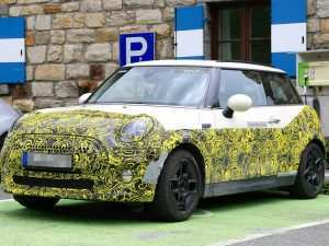 99 New 2019 Mini Electric Overview