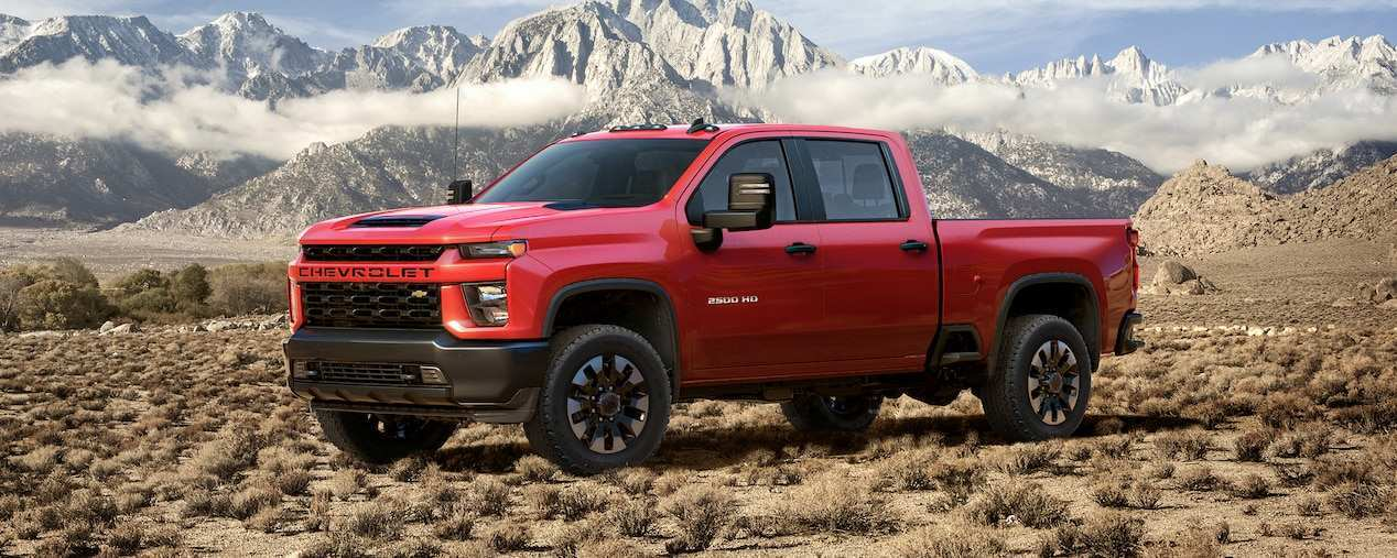 99 New Chevrolet Silverado 2020 Price Concept and Review
