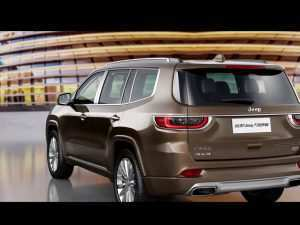 99 New Jeep Commander 2020 New Model and Performance