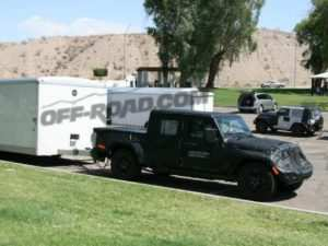 99 New Jeep Truck 2020 Towing Capacity Model