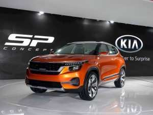 99 New Kia New Small Suv 2020 Redesign and Review