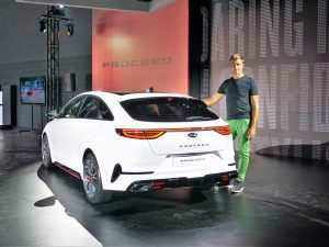 99 New Kia Proceed 2020 Spesification