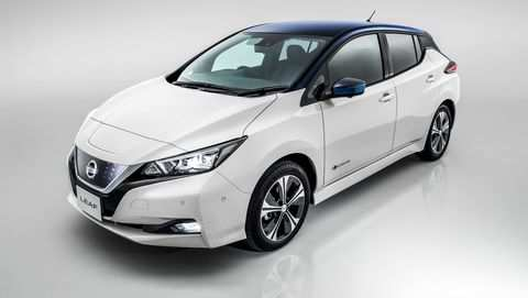 99 New Nissan Electric 2019 Release Date