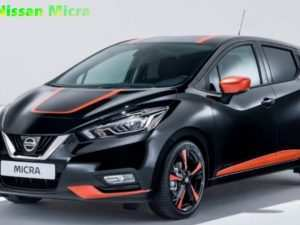 99 New Nissan Micra 2020 Model