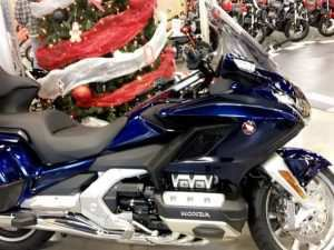 2019 Honda Goldwing Changes