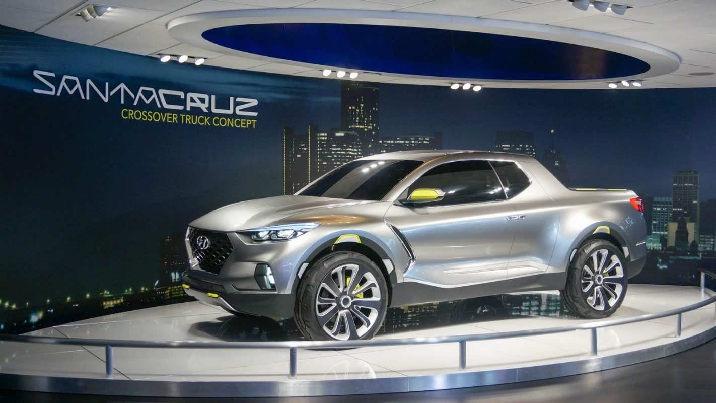 99 The 2019 Hyundai Santa Cruz Pickup Redesign