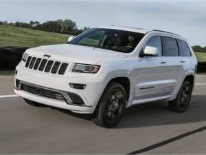 2019 Jeep Trailhawk Towing Capacity