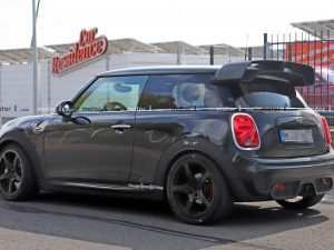 99 The 2019 Mini Jcw Gp Engine