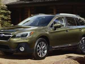 99 The 2019 Subaru Outback Next Generation New Model and Performance