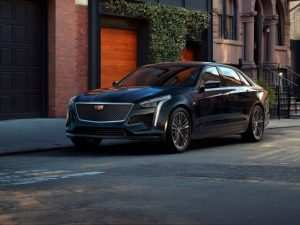 99 The 2020 Cadillac Cts First Drive