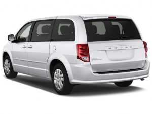99 The 2020 Dodge Grand Caravan Redesign Model