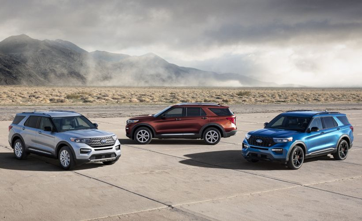 99 The 2020 Ford Car Lineup Configurations