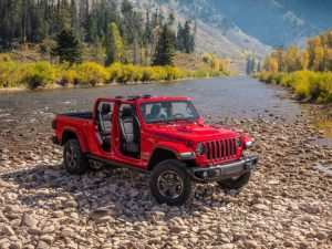 99 The Best 2019 Jeep Pickup Exterior