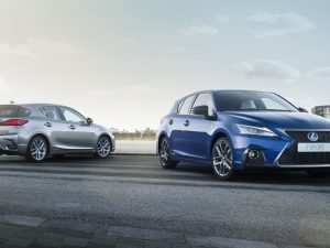 99 The Best 2019 Lexus Ct Specs