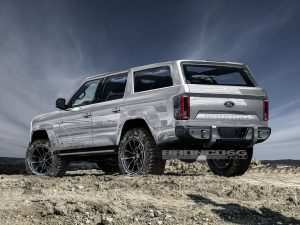 99 The Best 2020 Ford Bronco Lifted Pictures