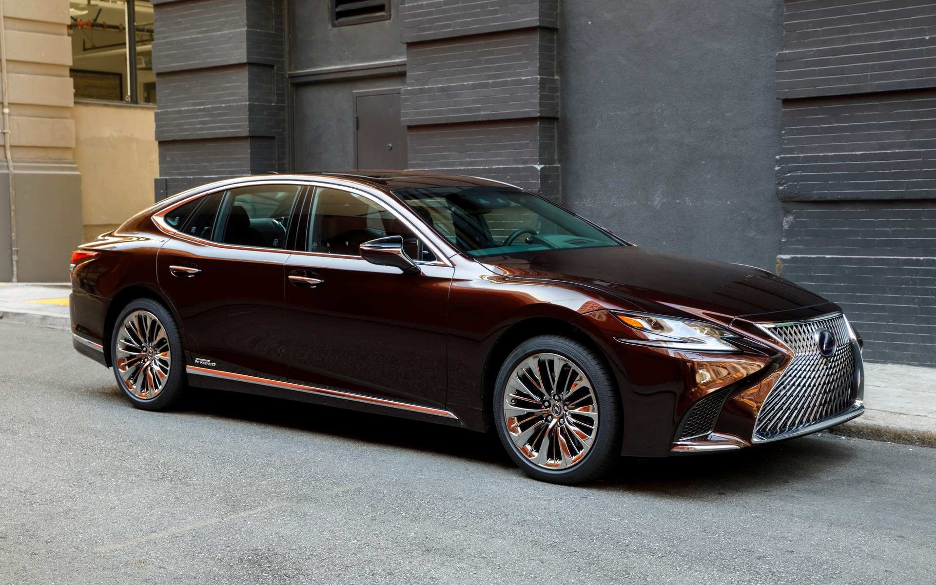 99 The Best 2020 Lexus Ls 500 V8 History