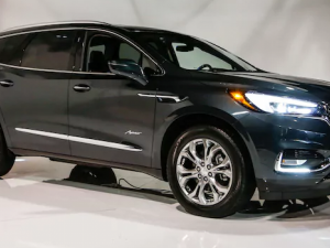 99 The Best Buick Enclave Avenir 2020 Review and Release date