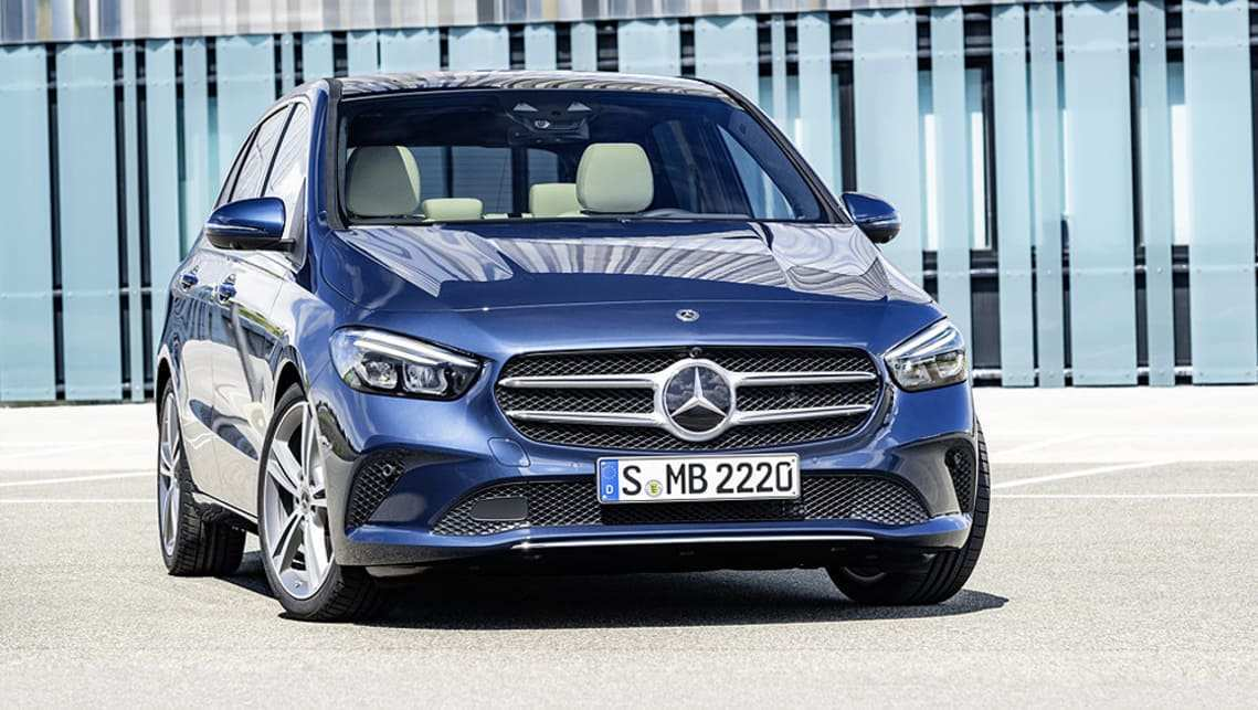 99 The Best Mercedes B Class 2019 Release Date And Concept