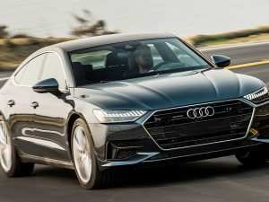 99 The Best New 2019 Audi A7 Spesification
