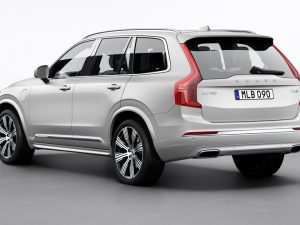99 The Best Volvo New Xc90 2020 Review