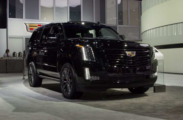 99 The Cadillac Escalade 2020 Auto Show New Model And Performance