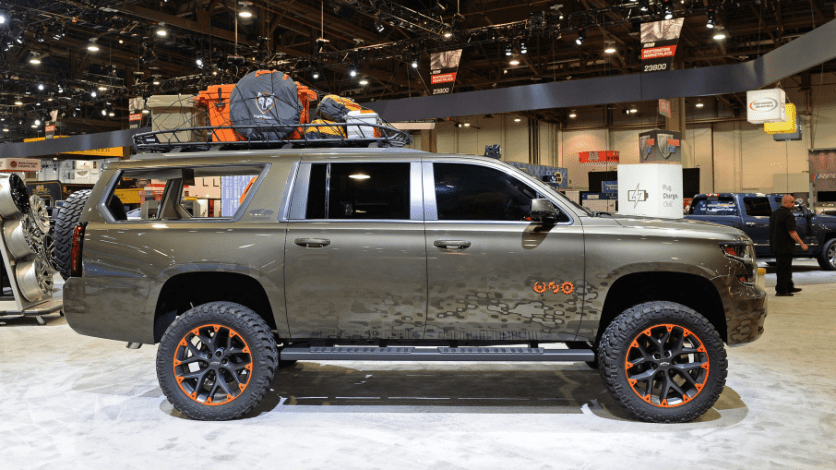 99 The Chevrolet Suburban 2020 New Review