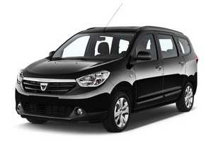 99 The Dacia Dokker 2019 Configurations