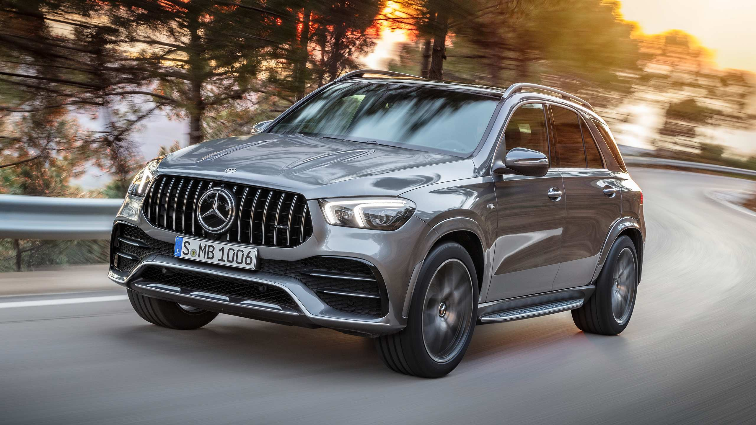 99 The Gle Mercedes 2019 History