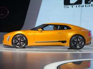 99 The Kia Concept 2020 First Drive