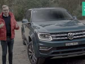 99 The New Volkswagen Amarok 2019 Release