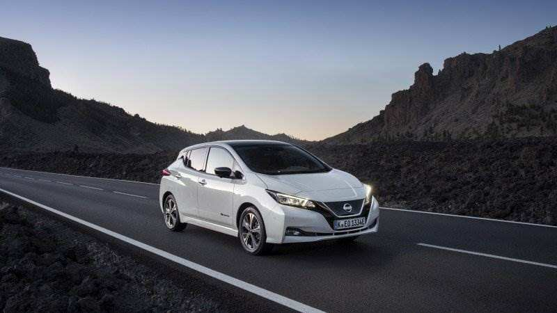 99 The Nissan Leaf 2019 60 Kwh History