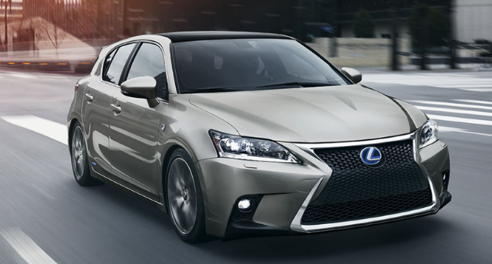 99 The Nuova Lexus Ct 2020 Overview