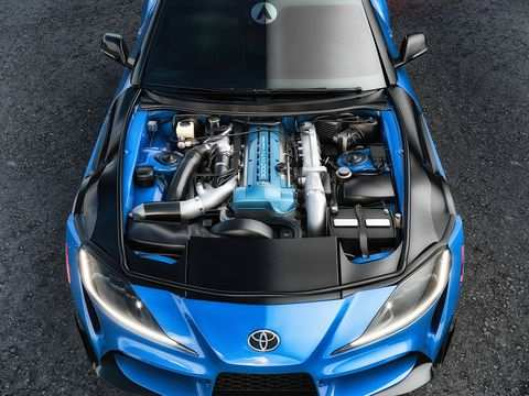 99 The Toyota Supra 2020 Engine Pictures