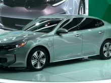 11 A 2020 Kia Optima Hybrid Redesign and Review