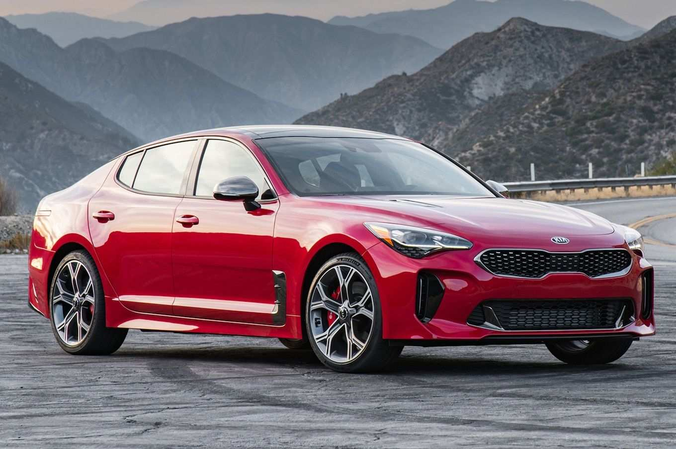 11 New 2020 Kia Stinger Release Date First Drive
