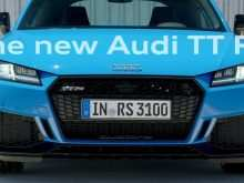 11 The Audi Tt Rs 2020 Youtube Picture