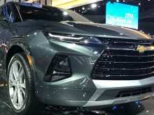 12 A Chevrolet Blazer Xl 2020 Redesign and Review
