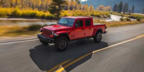 12 New 2020 Jeep Gladiator Overall Length Photos