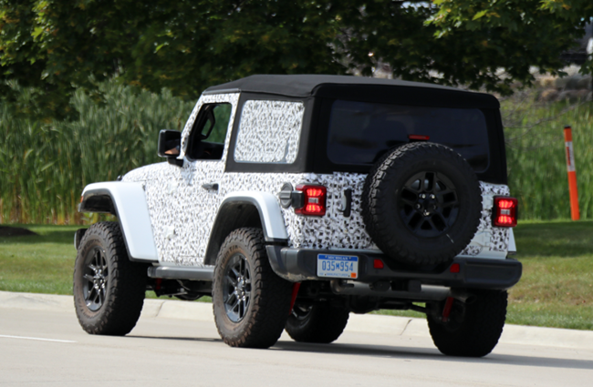 12 New 2020 Jeep Jl Rumors Redesign And Review
