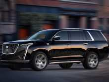 12 The 2020 Cadillac Escalade Images Model
