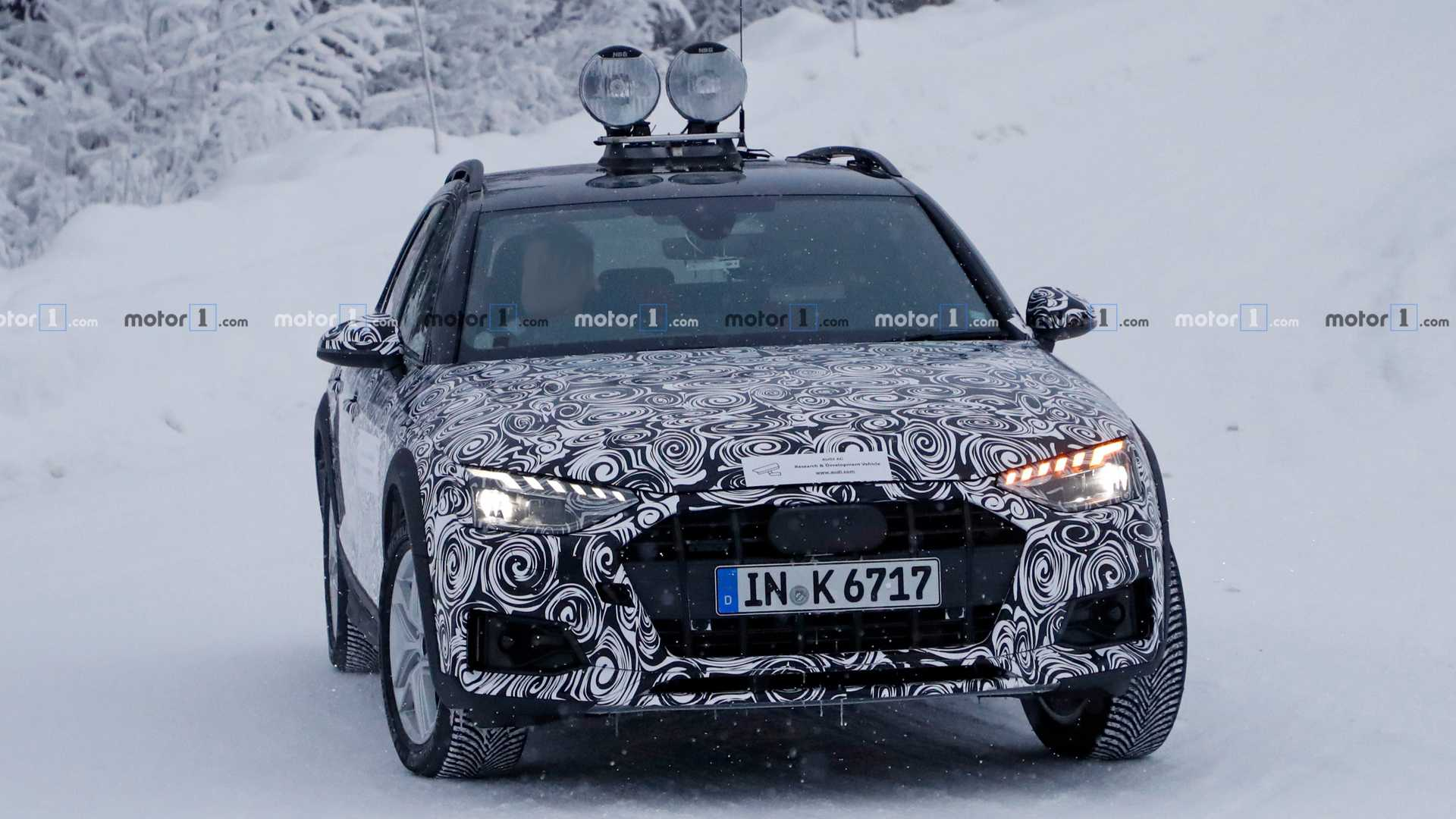 13 New Audi A4 Allroad 2020 Redesign