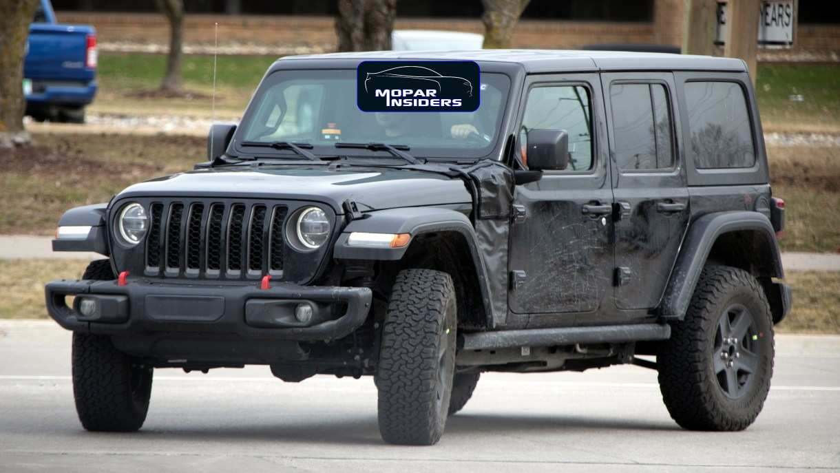 14 A Jeep Wrangler Unlimited 2020 Concept