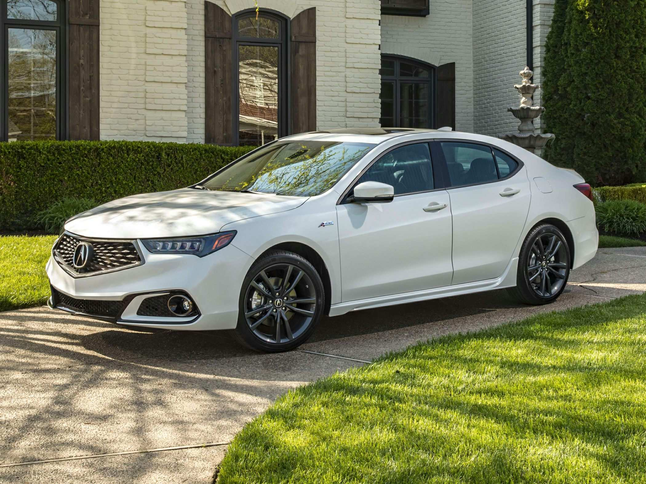 14 All New 2020 Acura Tlx Type S Horsepower First Drive
