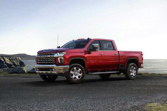 14 All New Chevrolet Z71 2020 Concept